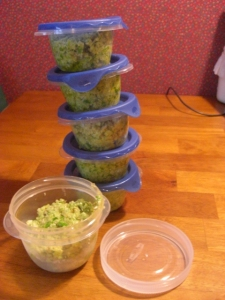 It's the leaning tower of pesto!